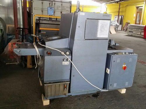 Stahl VBF three knives guillotine - Paper Cutters - Finishing