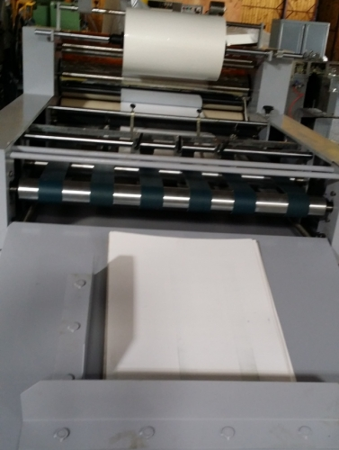 heat laminating machine