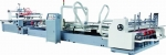 YL-QZD Automatic folding gluing machine- one gluing point