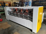 FTY 2500 Creasig and Cutting Machine with vacuum feeder