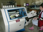 Purlux SXB 400 threat sewing machine