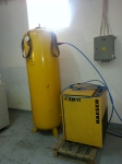 Kaeser SM 11 , screw compressor